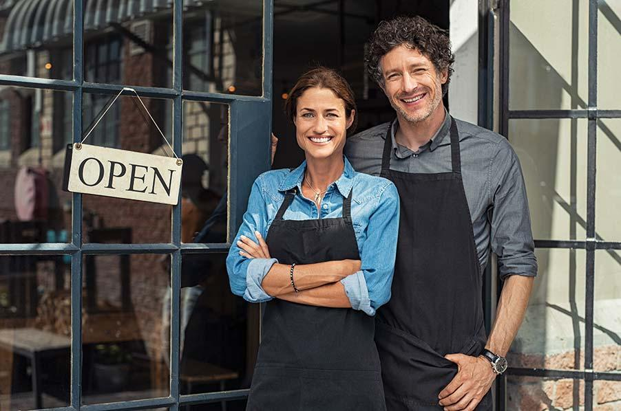 Our Small Business Services